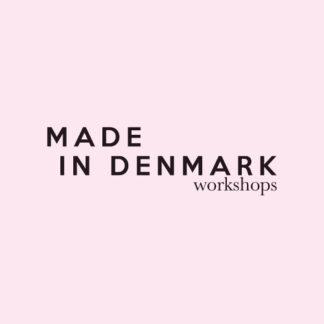 Logo kvadrat Made In Denmark Workshops